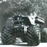 Beverly Hillbillies Movie flatbed monster truck